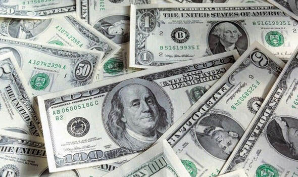 The United States dollar currency notes- Finance Brokerage