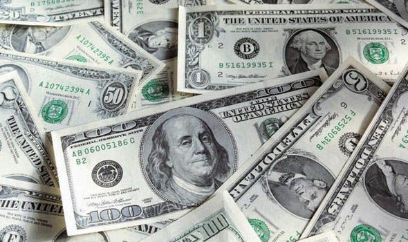 U.S. dollar currency notes in various denominations- Finance Brokerage