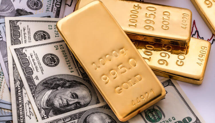 Spot price of gold is once again rising as U.S.-Iran standoff is growing