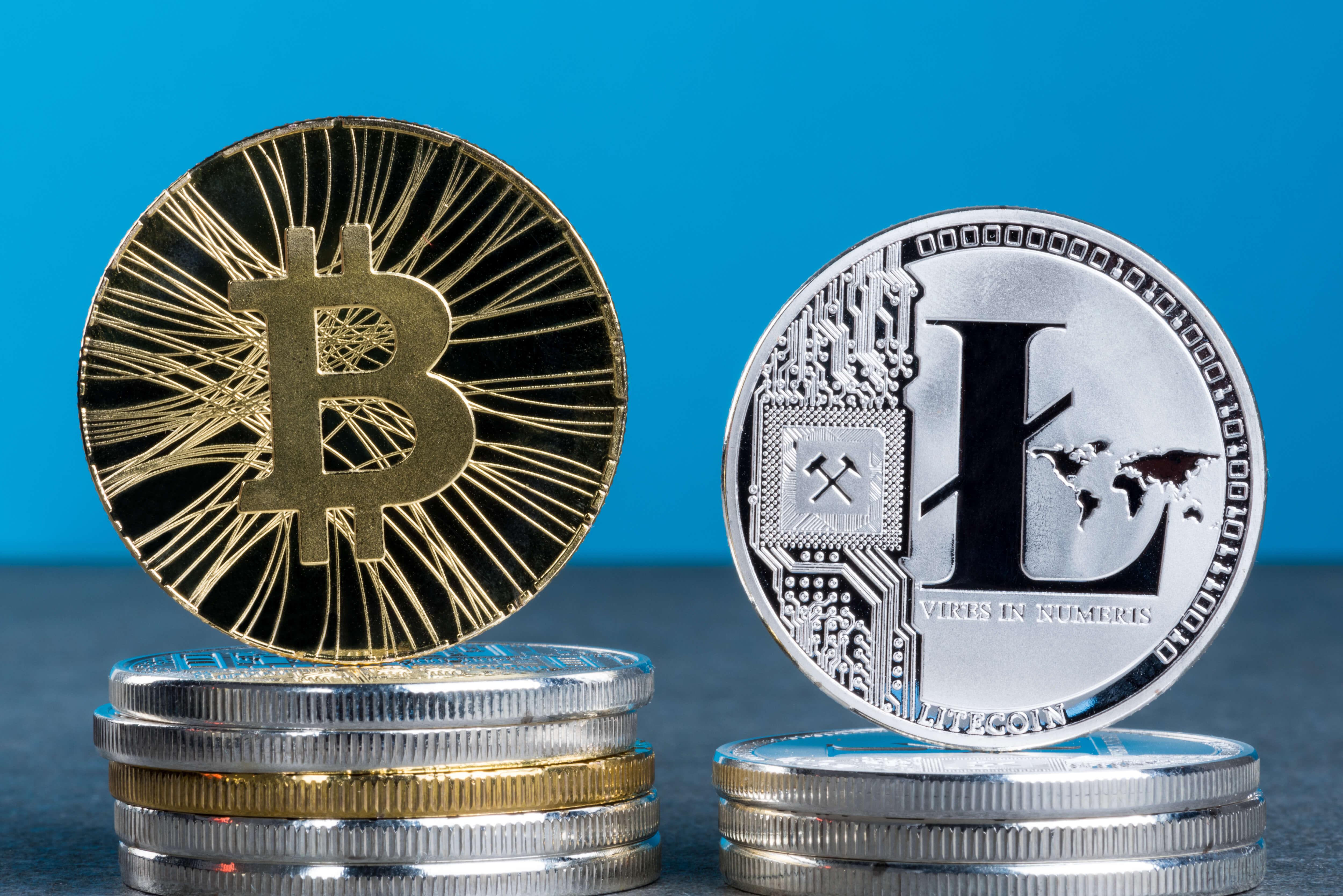 bitcoin vs Litecoin winner