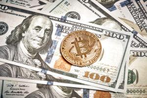 bitcoin token on united states dollar