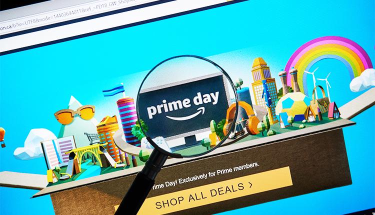 Amazon Prime Day Strike of Employees - Finance Brokerage
