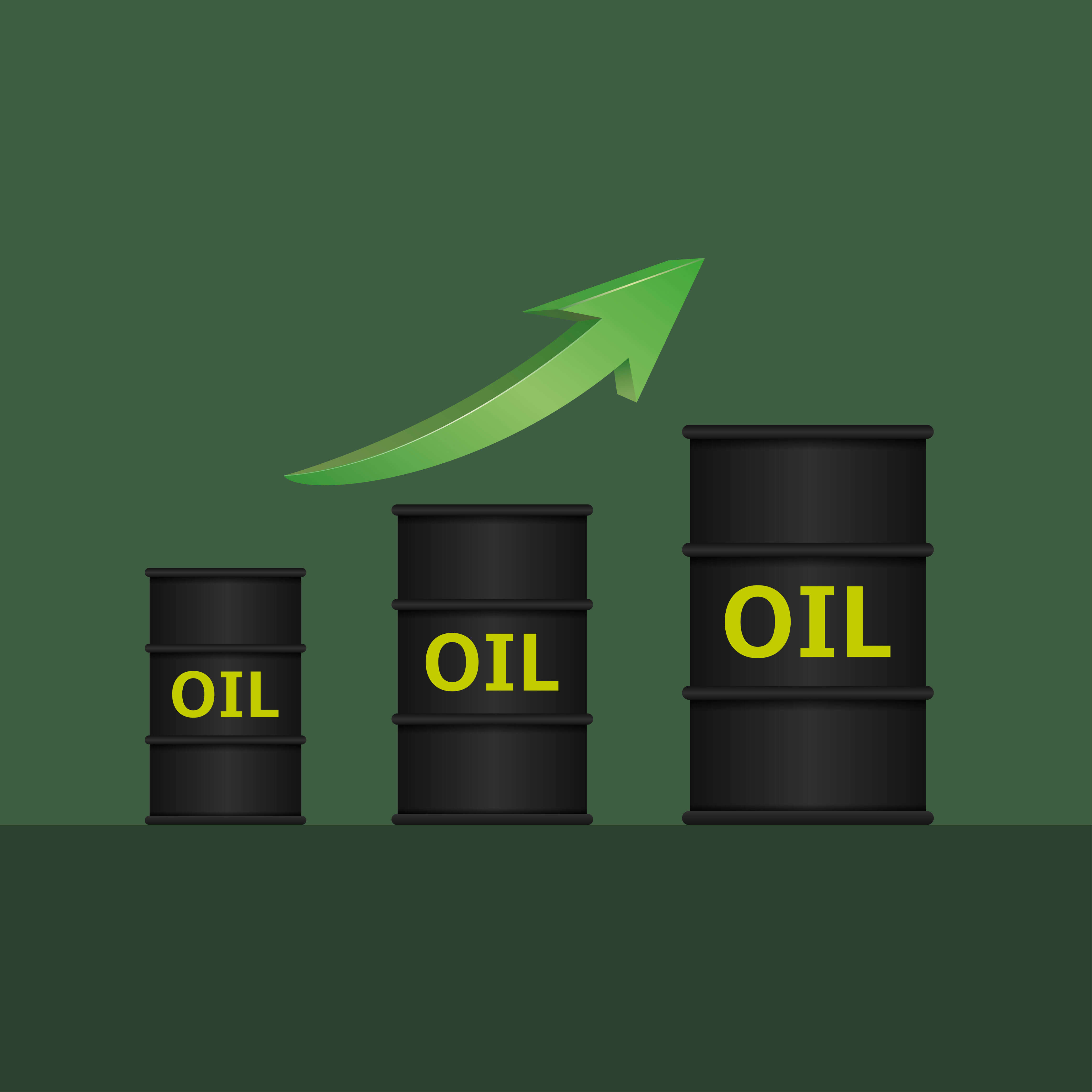 Oil market is unstable due to economic problems and regional tensions