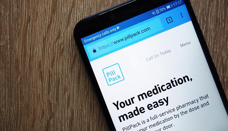 PillPack Battle Against SureScript About Prescriptions - Finance Brokerage