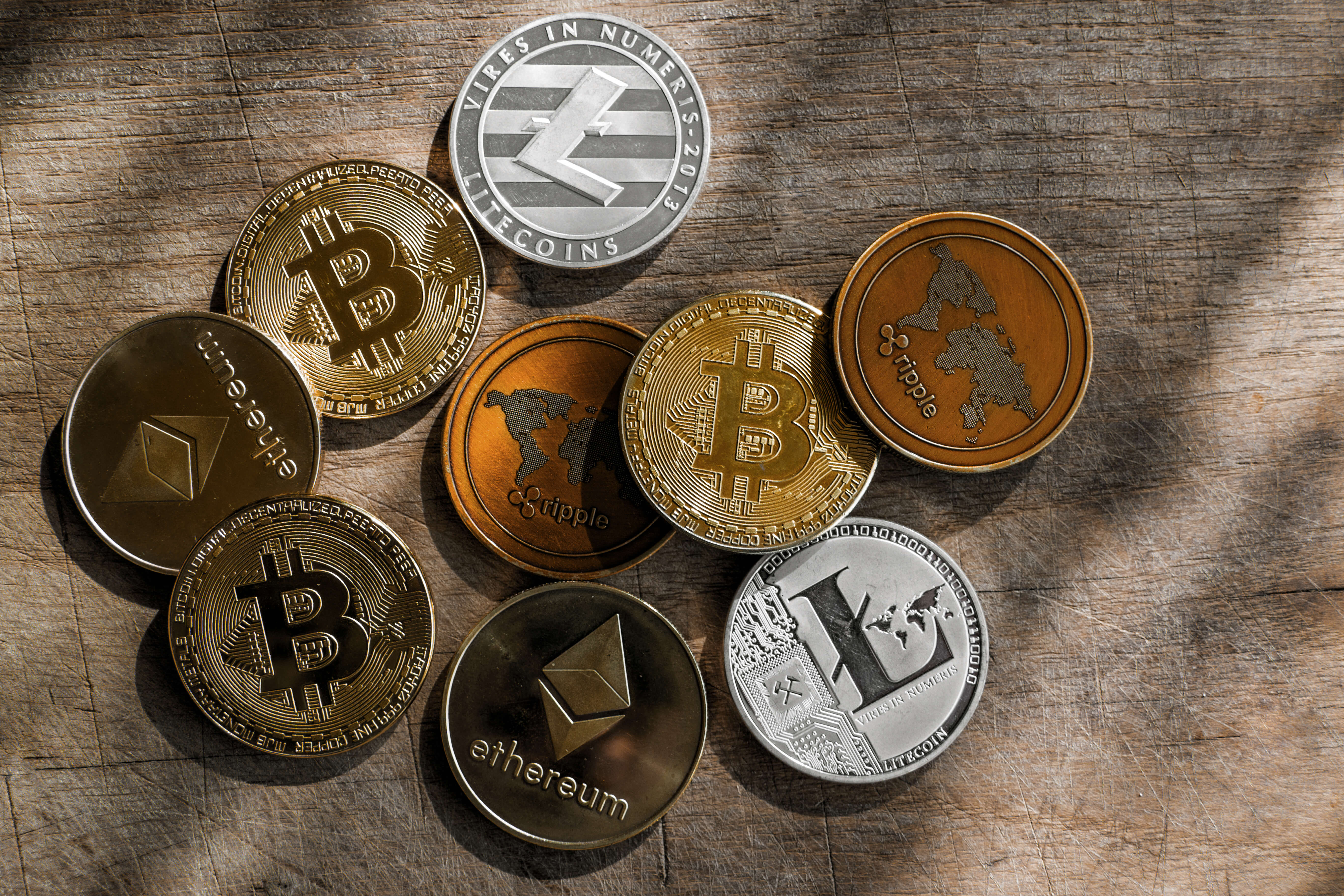 Crypto currency market and U.S. regulations