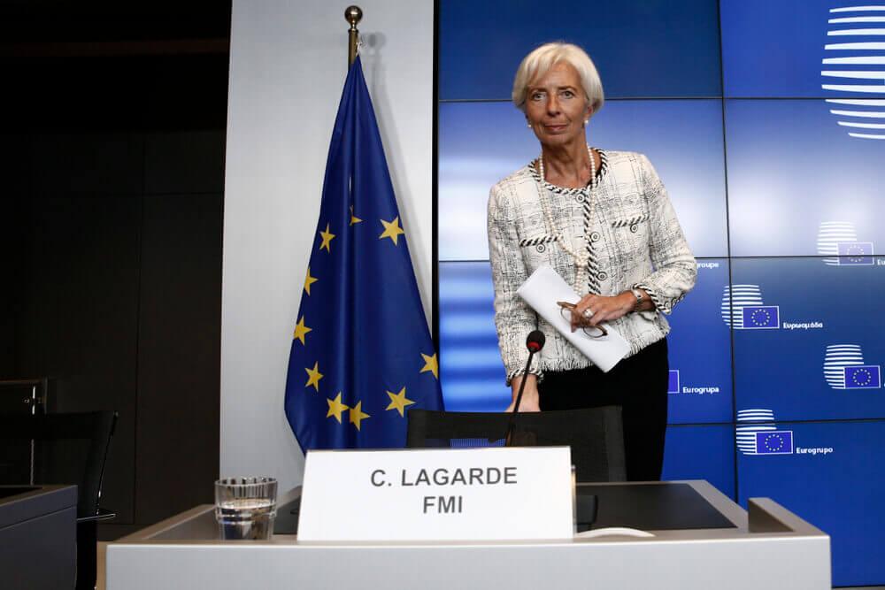 : Managing Director of the IMF,Christine Lagarde