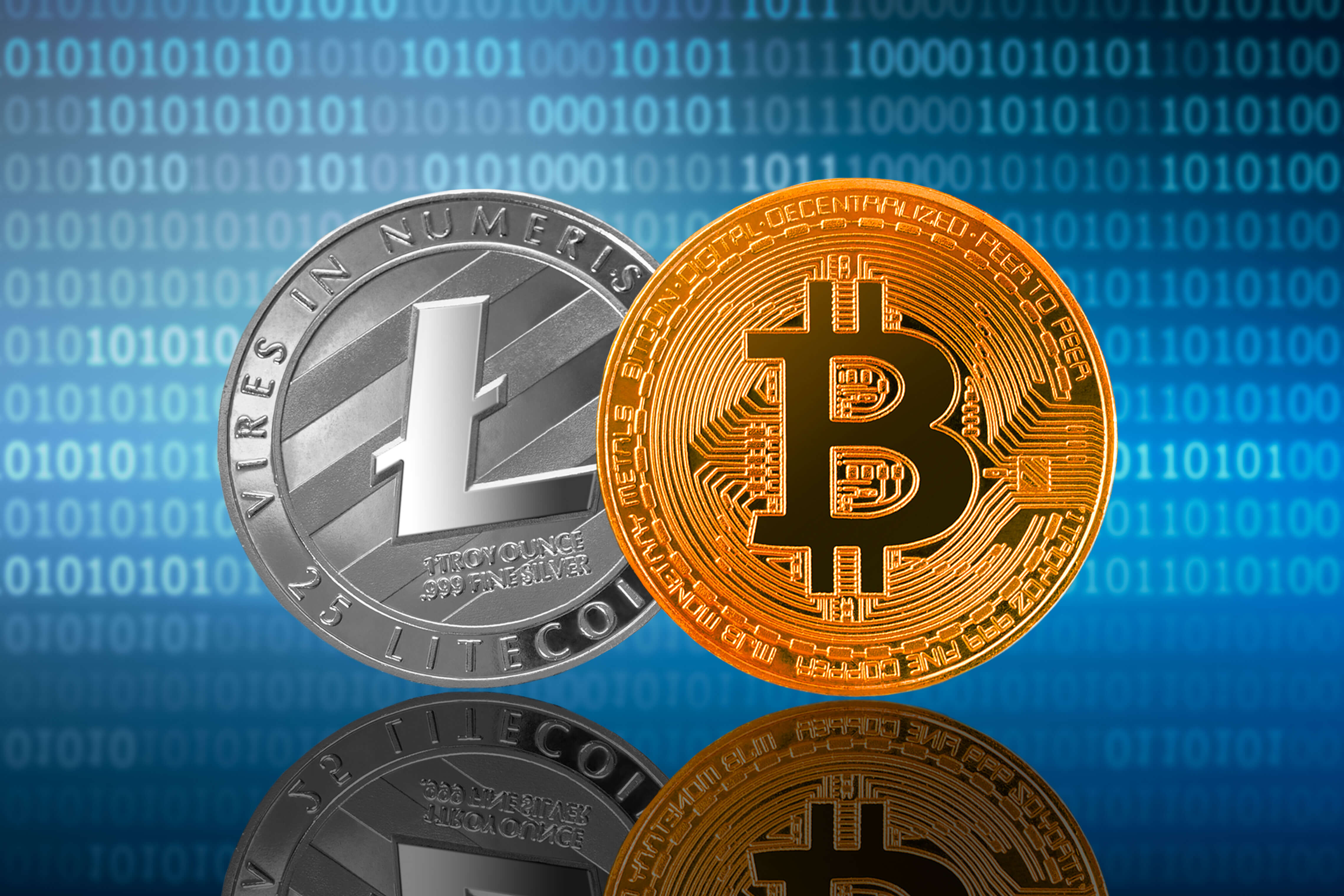 Digital currencies on September 18
