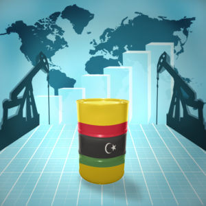 Libyan oil industry and Chinese companies