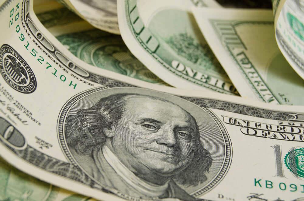 Finance Brokerage – U.S. Dollar: A lot of cash US dollars.