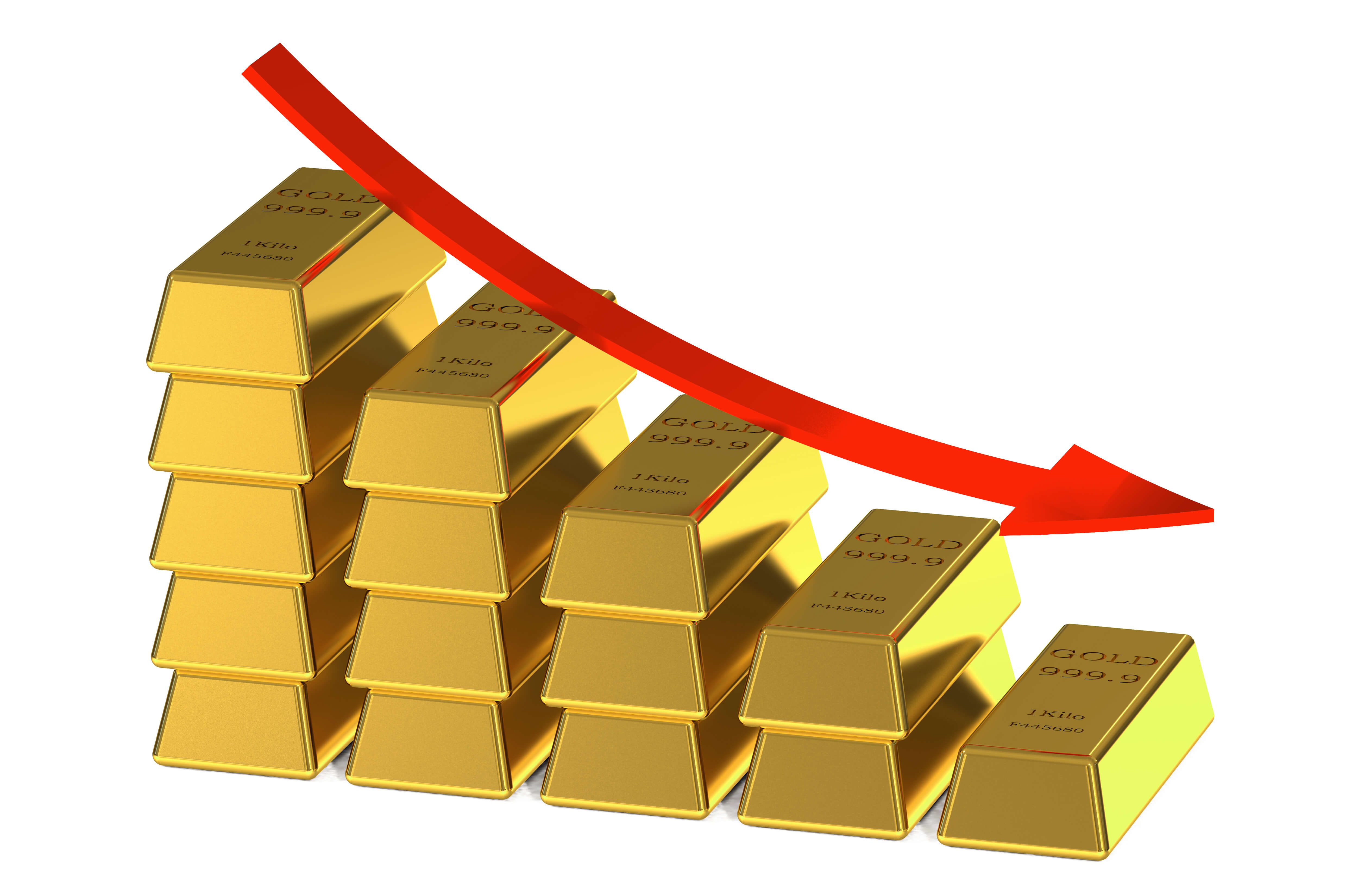 Spot price of gold fell after the U.S.-China agreement