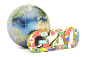 Spot price of gold decreased as a result of the G-20 summit