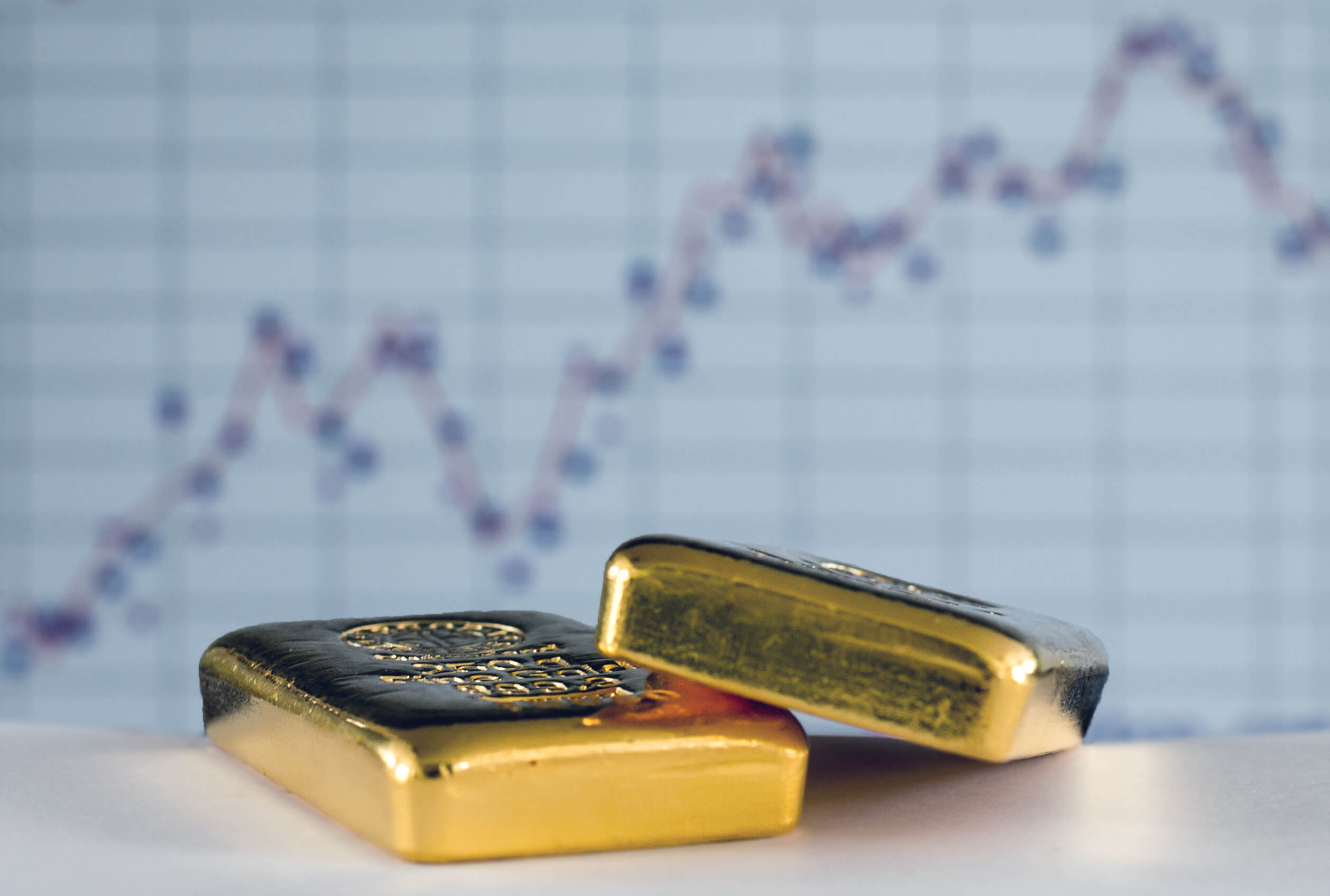 Gold prices are on the same level whereas silver is becoming more expensive.