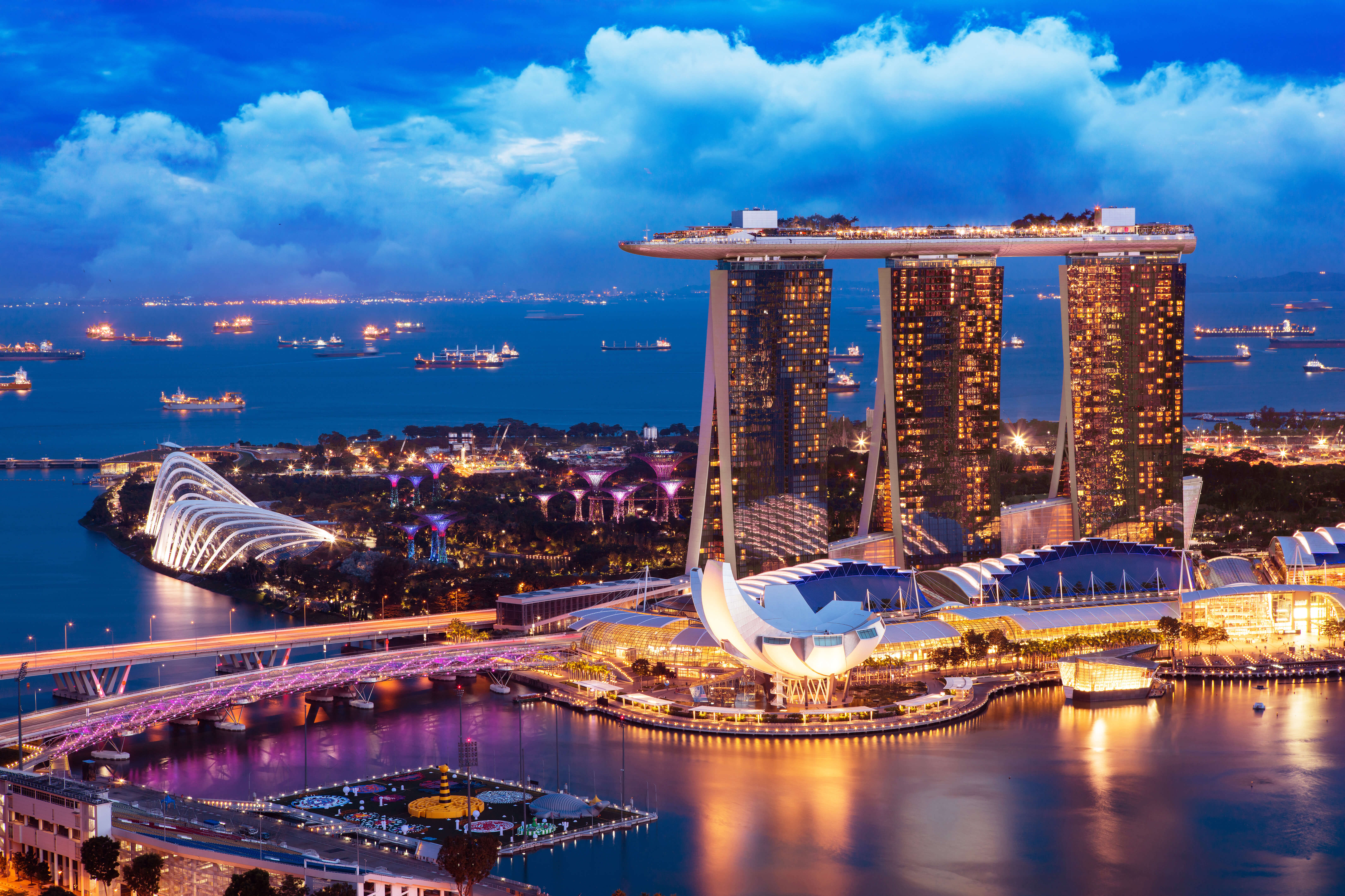 Singaporean e-conomic gain from trade disputes