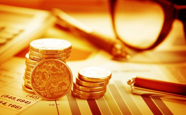 Finance Brokerage – fx news: Australian coins and business documents