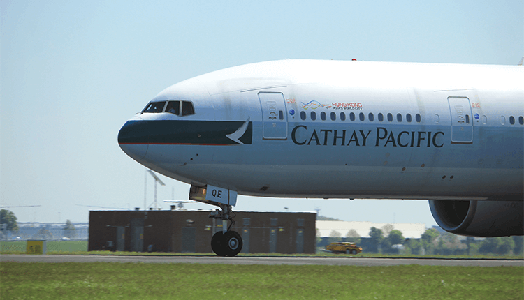 Cathay Pacific's Warning Against the Protests - Finance Brokerage