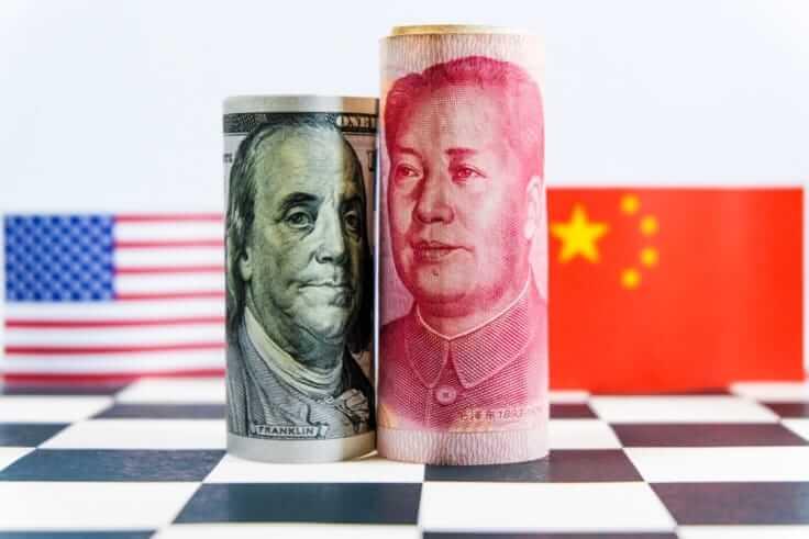 China accepts high trade threshold