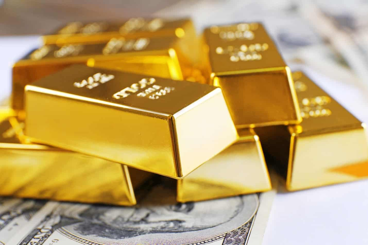 Gold prices on August 16