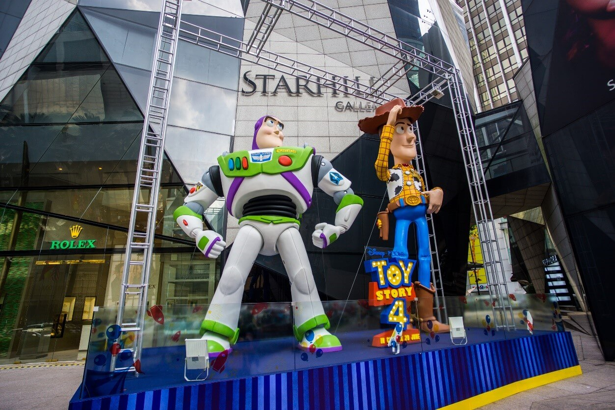Toy Story 4 Box Office Hit but Fails to Reach Disney's Goals