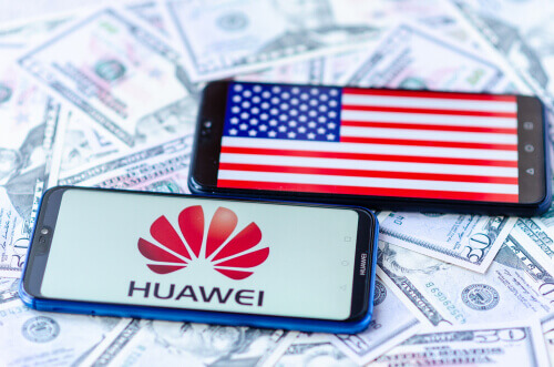 Huawei searches for Google replacement