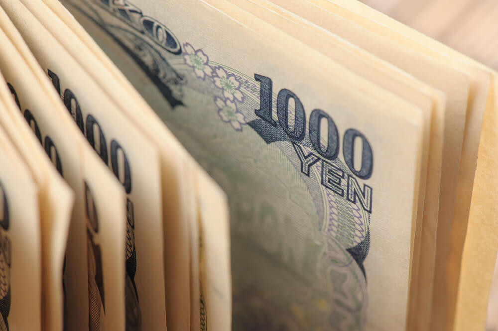Japanese Currency Notes, Japan Yen
