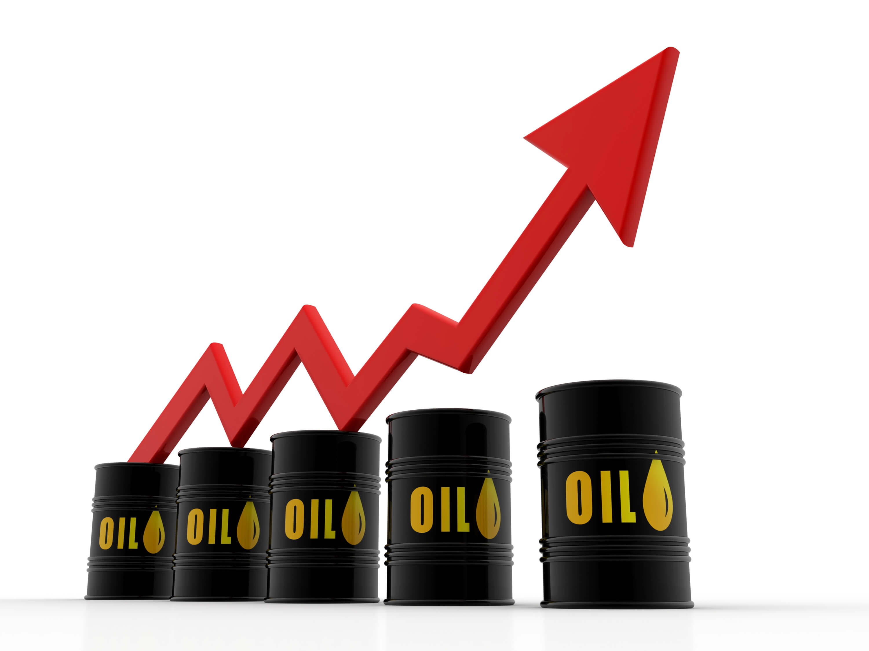 Oil prices on August 21