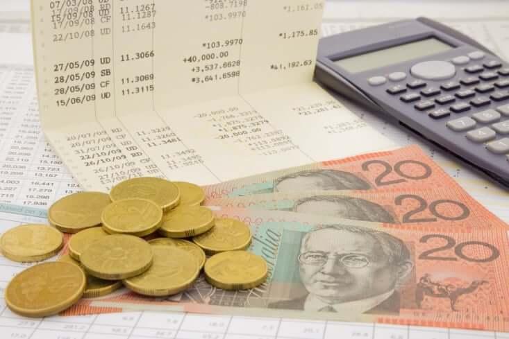 Australian coins and bills – FinanceBrokerage
