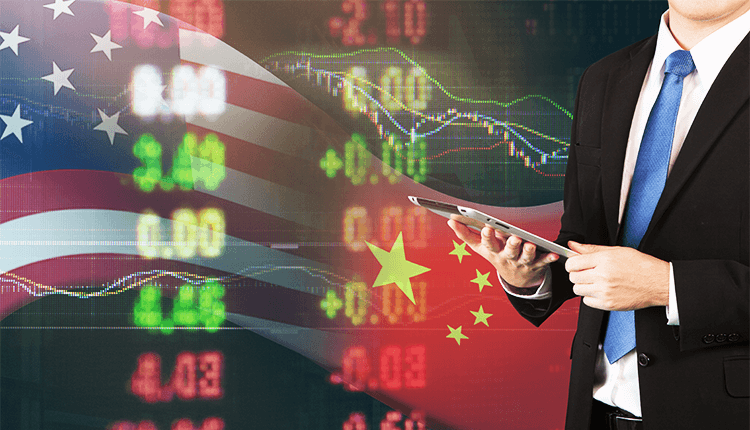 Current Stock Market- Stocks Fall on New Tariffs - Finance Brokerage