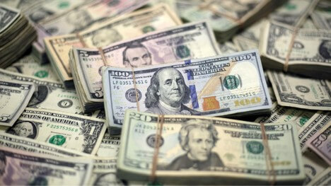 taux dollard US