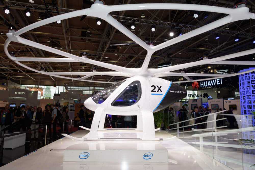 German Startup: Electric helicopter
