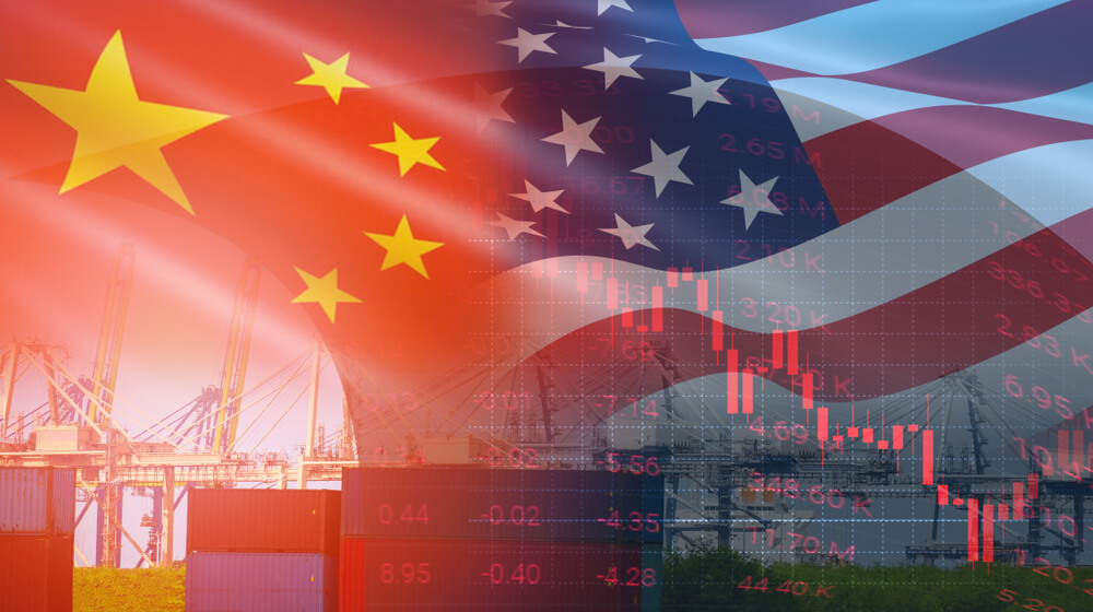 FinanceBrokerage - Chinese: Trump delays planned tariffs on Chinese goods eases U.S-China trade war.