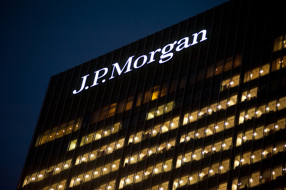 JPMorgan et ses bureaux
