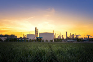 Natural gas industry on September 5