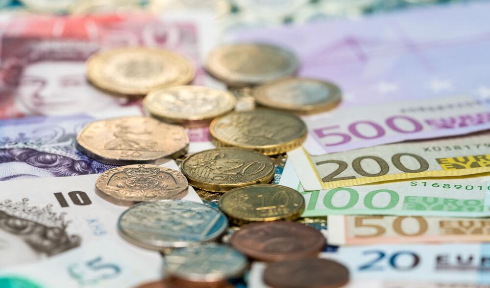 Pound to euro