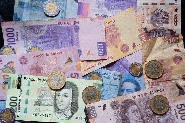 CPI; Mexican bills and coins – FinanceBrokerage
