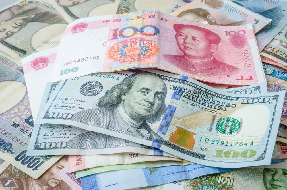 currency markets; us dollar and Chinese yuan – FinanceBrokerage