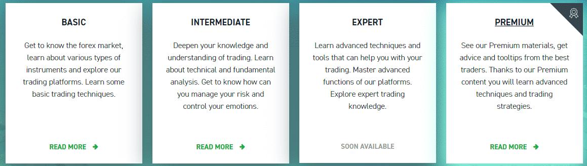 XTB EDUCATION