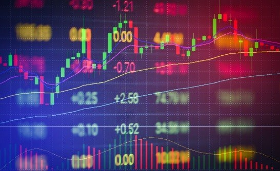 stock market, The picture demonstrates the moving finances in the forex market– Finance Brokerage
