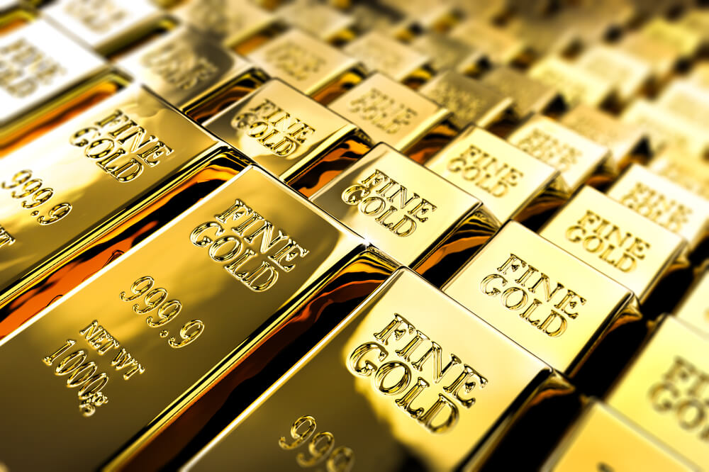 Gold: Pile of golds
