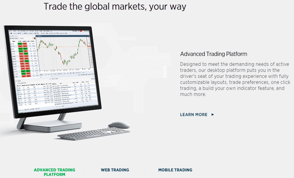Forex.com trade global markets your way