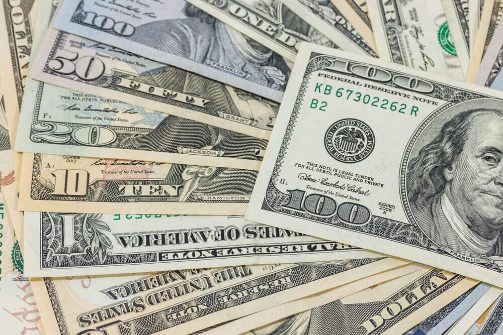 Dollar money photo.