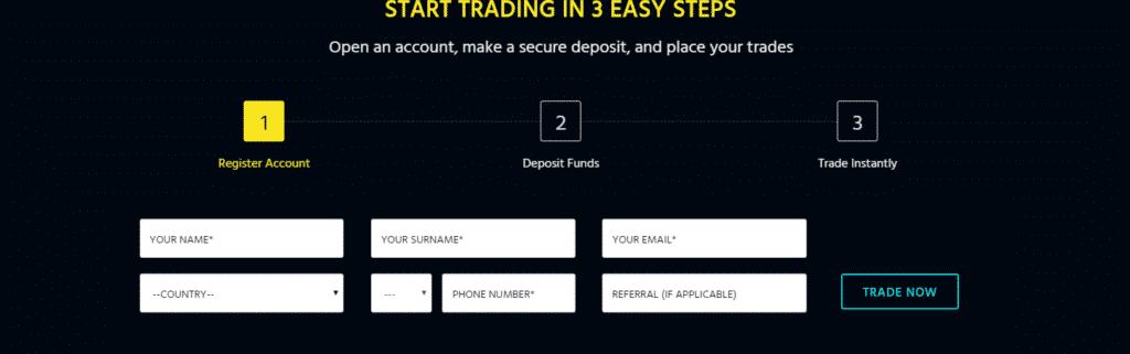 Fundiza account opening