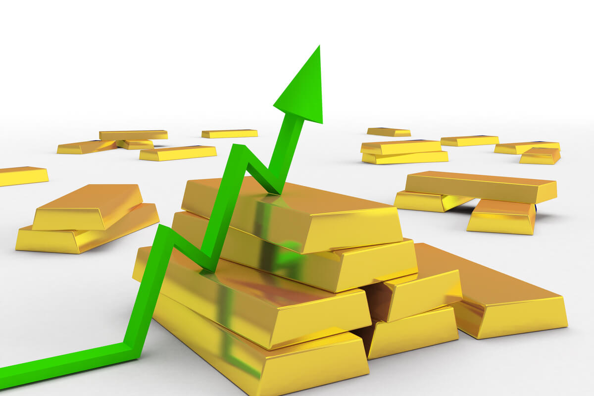 Gold prices closed almost unchanged on Wednesday