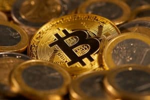 Cryptocurrencies market, bitcoin, Eos and Ethereum