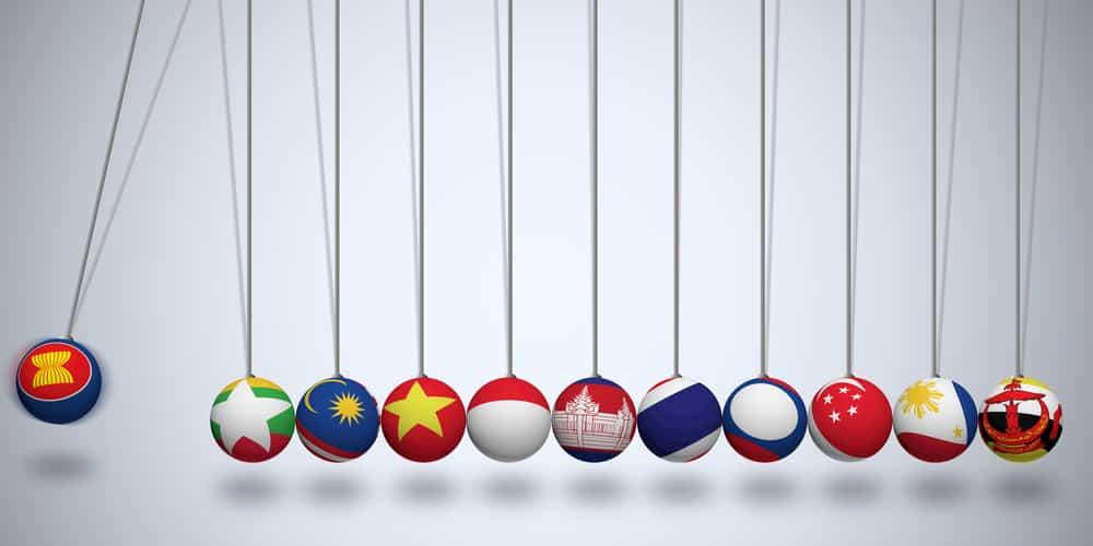 pendulo de bandeiras