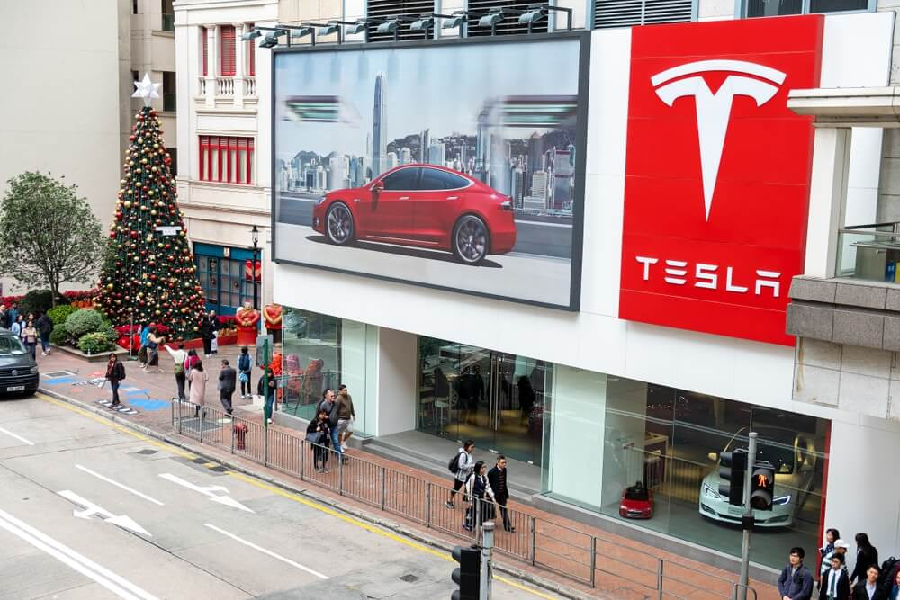 Tesla starts building the Humanoid Robot