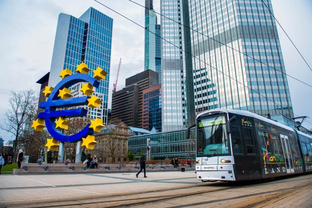 European Central bank, FinanceBrokerage – Economic News: The ECB Governing Council will convene to discuss its monetary policy stance and its assessment of the eurozone economy.