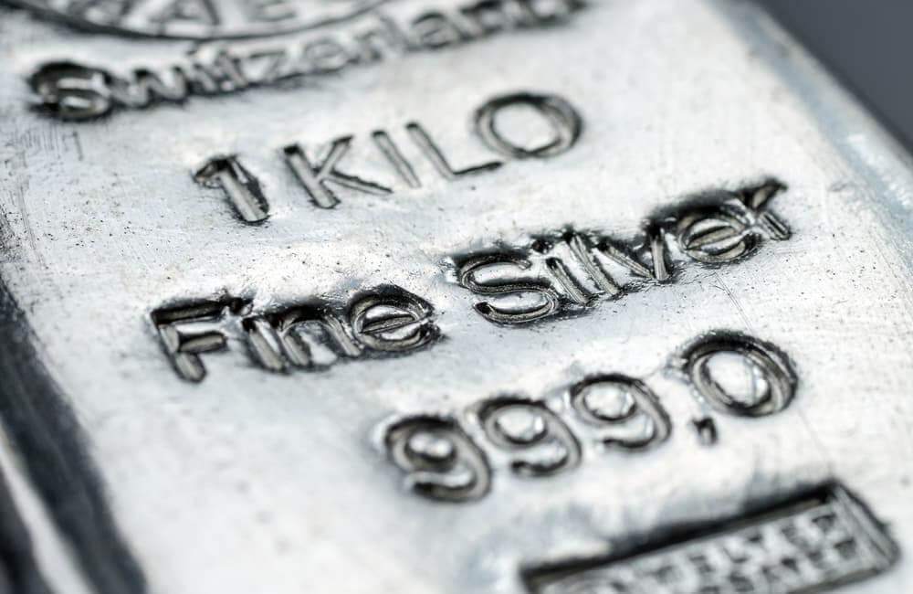 : Silver bullion