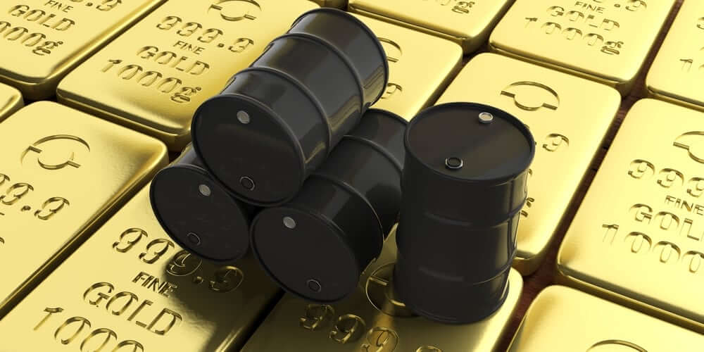 Oil Rallies as Gold Points to Nowhere