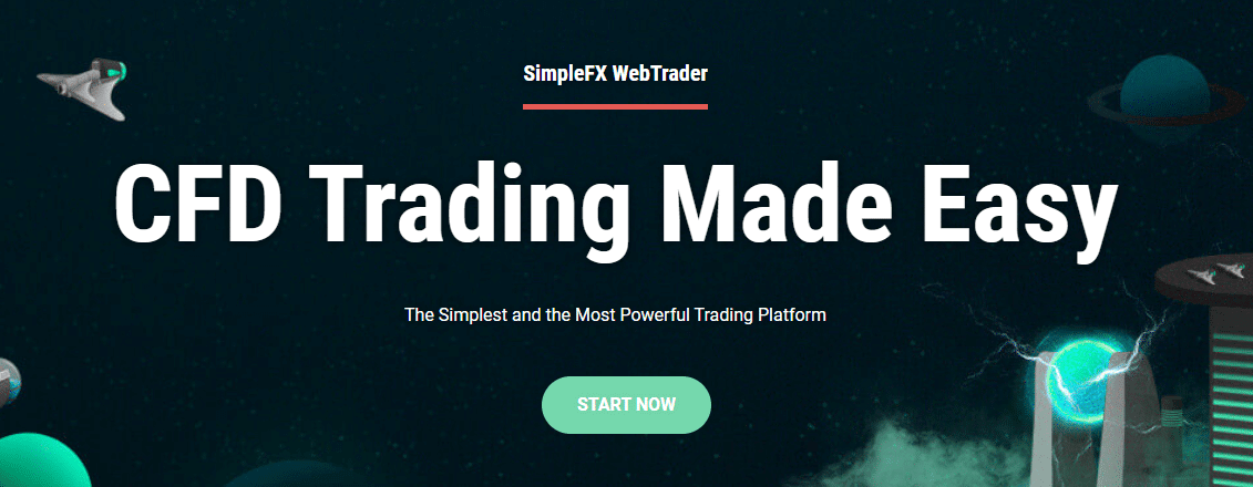 SimpleFX Review: CFD Trading Made Easy
