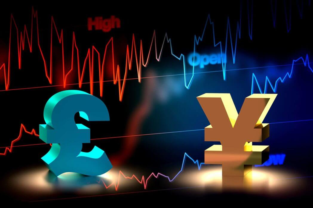 pound and yen